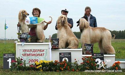 Чемпионат РКФ / 12 сентября 2009г.